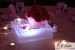 Table Centerpieces at the 2010 iDate Awards