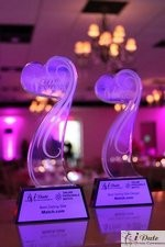 Award Trophies at the 2010 Internet Dating Industry Awards Ceremony in Miami