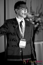 Douglass Lee (Vice President at Click2Asia) at iDate2011 L.A.