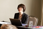 Isabelle Arnaud (ACCC) at the 2012 Sydney  ASIAPAC Mobile and Internet Dating Summit and Convention