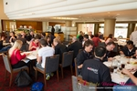 Lunch at the November 7-9, 2012 Mobile and Internet Dating Industry Conference in Sydney