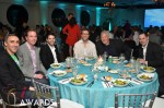 Awards Dining Room at the 2012 Internet Dating Industry Awards Ceremony in Miami