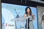 Amy Tinoco - Comedienne at the 2012 iDate Awards Ceremony