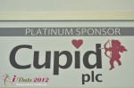 Platinum Sponsor - Cupid.com at the January 23-30, 2012 Internet Dating Super Conference in Miami