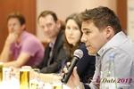 Final Panel (Benjamin Bak of Lovoo) at iDate2012 Köln