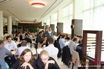 Lunch  at the September 10-11, 2012 Mobile and Online Dating Industry Conference in Germany