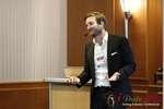 Matt Connoly (CEO of MyLovelyParent) at the September 10-11, 2012 Germany Euro Online and Mobile Dating Industry Conference
