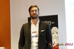 Matt Connoly (CEO of MyLovelyParent) at iDate2012 Germany