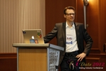 Moritz Von Tobiesen (Account Manager at Google) at the 9th Annual E.U. iDate Mobile Dating Business Executive Convention and Trade Show