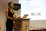 Oksana Reutova (Head of Affiliates at UpForIt Networks) at the September 10-11, 2012 Germany Euro Online and Mobile Dating Industry Conference