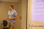 Alexander Harrington (CEO of MeetMoi) discusses Social Discovery at iDate2012 Beverly Hills