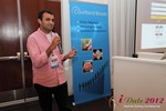 Dwipal Desai (CEO of TheIceBreak.com) at iDate2012 Beverly Hills