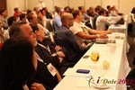 Audience and Beer at the Final Panel at the 2012 Internet and Mobile Dating Industry Conference in Beverly Hills