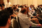 Audience and Beer at the Final Panel  at iDate2012 Beverly Hills