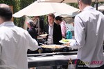 Lunch  at the 2012 Internet and Mobile Dating Industry Conference in Beverly Hills