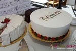 The iDate Cake at iDate2012 Beverly Hills