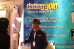 Dating Gold (Exhibitor) at the 2012 Internet and Mobile Dating Industry Conference in Beverly Hills