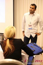 Dwipal Desai (CEO of TheIceBreak.com) covers monetization during a relationship at iDate2012 West