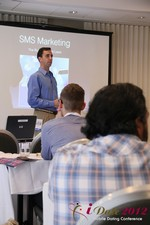 Peter McGreevy covers SMS Marketing Rules and Laws at iDate2012 Beverly Hills