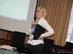 Catharina Jaschke (Regional Manager @ Be2) at the 35th iDate2013 Germany convention