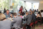 Lunch at the 2013 Germany European Union Mobile and Internet Dating Summit and Convention