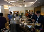 Lunch at the September 16-17, 2013 Germany European Union Internet and Mobile Dating Industry Conference