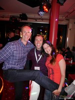 Networking Party at the September 16-17, 2013 Mobile and Internet Dating Industry Conference in Germany