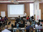 Sang-woo Pai (CEO of Markt.de) at the September 16-17, 2013 Mobile and Internet Dating Industry Conference in Germany