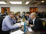 Speed Networking at the 2013 European Union Online Dating Industry Conference in Germany