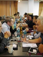 Speed Networking at the 2013 Germany European Union Mobile and Internet Dating Summit and Convention