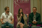 Dana Kanze - CEO of Moonit at the 34th iDate Mobile Dating Business Trade Show