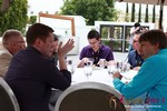 Lunch at the 2013 Internet and Mobile Dating Business Conference in California