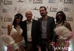 Harry Van Der Nol and Will Alan  Bush at the 2013 Internet Dating Industry Awards Ceremony in Las Vegas