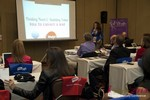 Carmelia Ray, host of the Date Coaching Track at the January 16-19, 2013 Internet Dating Super Conference in Las Vegas