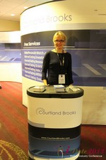 Courtland Brooks (Exhibitor) at the January 16-19, 2013 Internet Dating Super Conference in Las Vegas