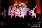 Las Vegas showgirls begin the festivities at the 2013 iDateAwards Ceremony in Las Vegas