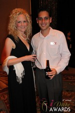 iDate Awards Cocktail Reception in Las Vegas at the January 17, 2013 Internet Dating Industry Awards