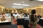 Lisa Darsonval and Michelle Jacoby  at the January 16-19, 2013 Las Vegas Online Dating Industry Super Conference