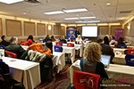 Maria Avgitidis (Agape Match) at the January 16-19, 2013 Internet Dating Super Conference in Las Vegas