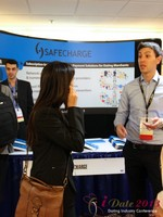 SafeCharge (Payment Industry Sponsor) at the January 16-19, 2013 Internet Dating Super Conference in Las Vegas