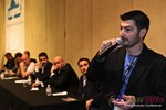 Steve Dakota at Dating Affiliate Marketing Methodologies Panel. at the January 16-19, 2013 Las Vegas Internet Dating Super Conference