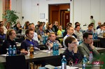 Audience  at the 2014 European Union Online Dating Industry Conference in Cologne