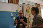 Exhibit Hall, Neo4J Sponsor  at the September 7-9, 2014 Mobile and Internet Dating Industry Conference in Cologne