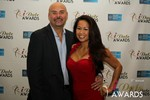 Sean Kelley & Carmelia Ray  at the January 15, 2014 Internet Dating Industry Awards Ceremony in Las Vegas