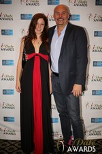 Tatyana Seredyuk & Sean Kelley  at the 2014 Internet Dating Industry Awards in Las Vegas