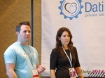 Dating Software Session - with Tanya Fathers, CEO of Dating Factory and Michael O'Sullivan CEO of Hub People at the 11th Annual iDate Super Conference