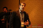 David Benoliel - Dir of Business Development @ Ashley Madison at the January 14-16, 2014 Internet Dating Super Conference in Las Vegas