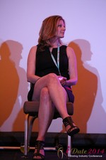 Amanda Launcher - Sr. Consultant @ Neo4J at the 2014 Internet Dating Super Conference in Las Vegas