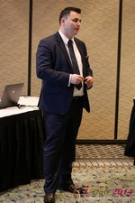 Maciej Koper - CEO of World Dating Company at the January 14-16, 2014 Las Vegas Online Dating Industry Super Conference