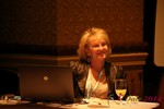 Julie Ferman - Moderator: Matchmaker & Dating Coach Panel at iDate2014 Las Vegas